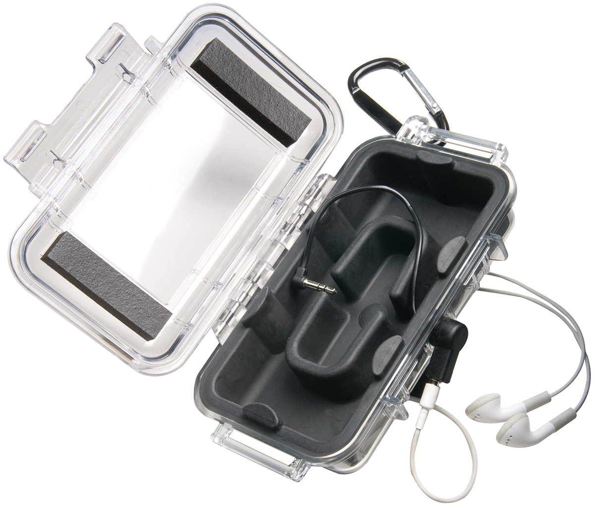 pelican peli products i1015 waterproof apple iphone 4 case