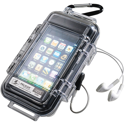 pelican i1015 waterproof iphone protection case