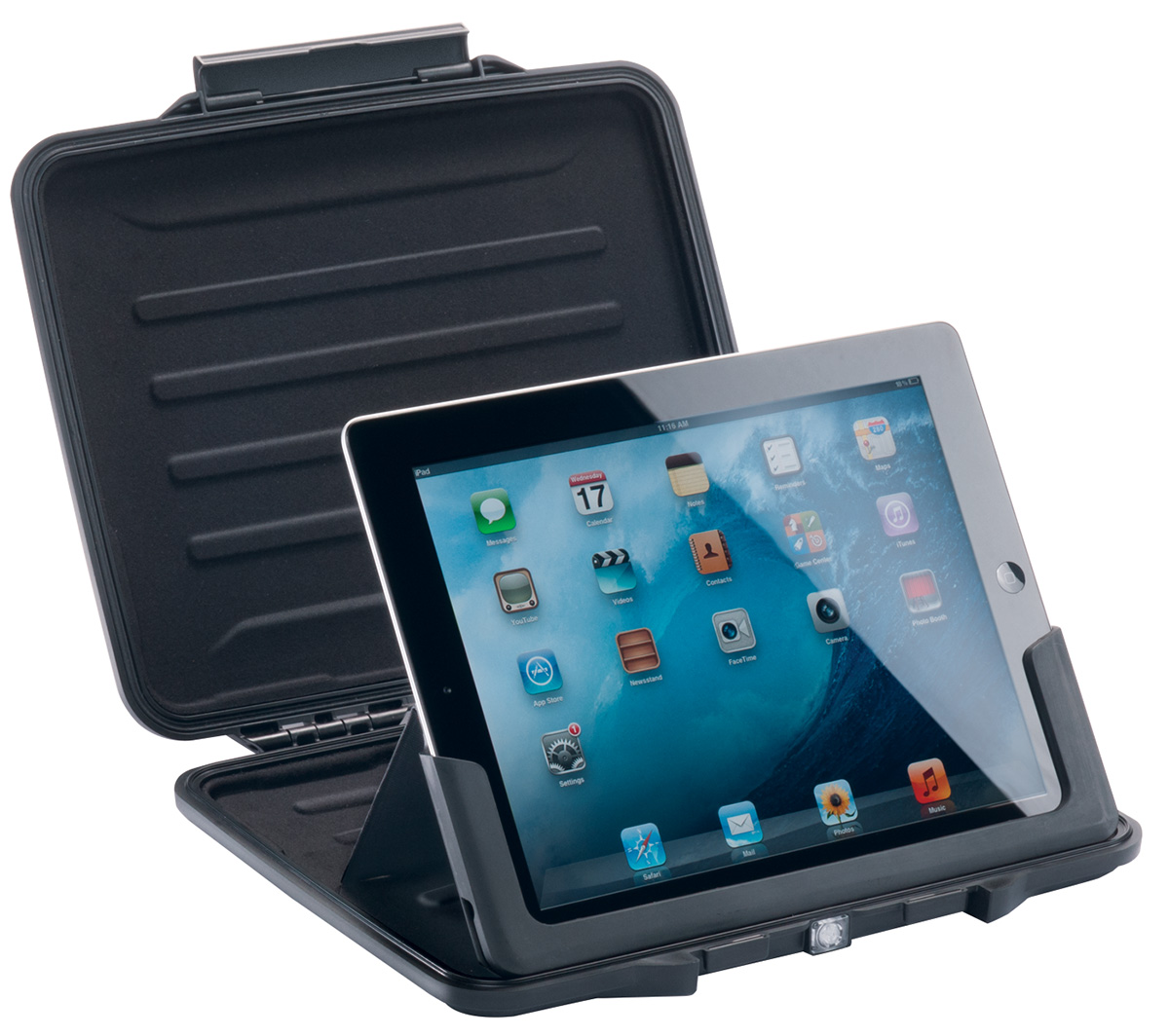pelican i1065 waterproof ipad protective case