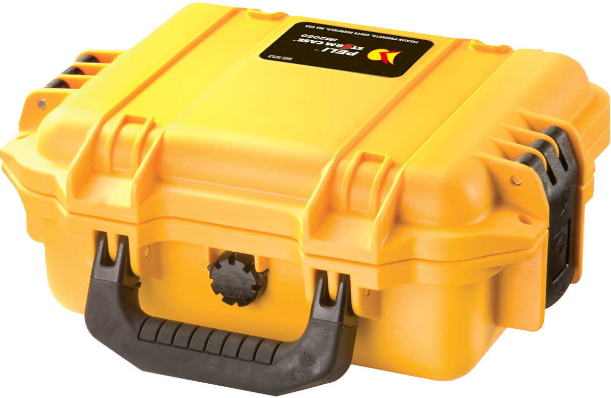 peli im2050 storm yellow case