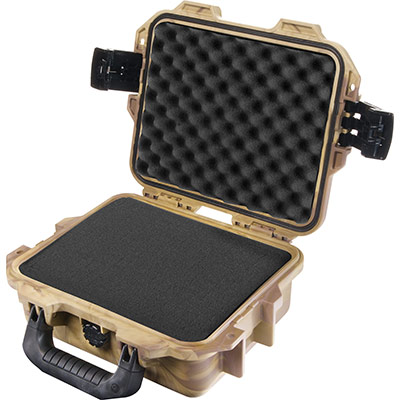 pelican im2050 foam small case camo