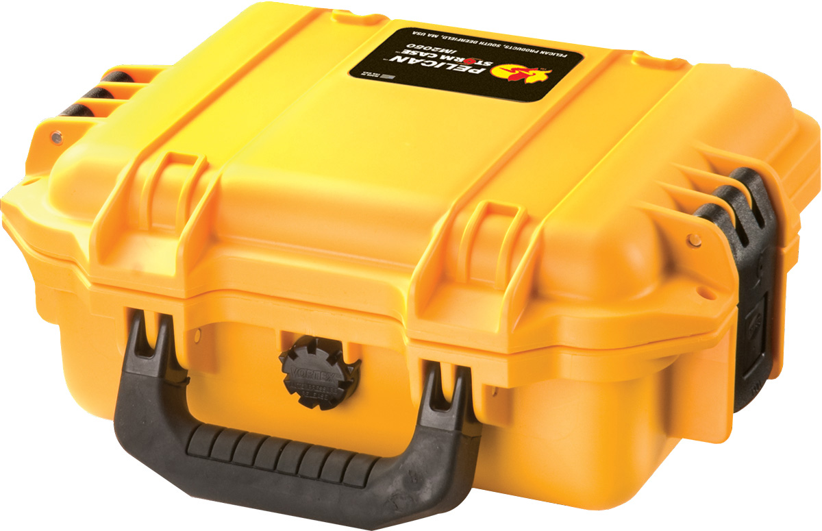 pelican im2050 storm yellow case