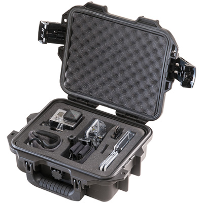 pelican storm im2050gp1 waterproof gopro hero hard case hardigg