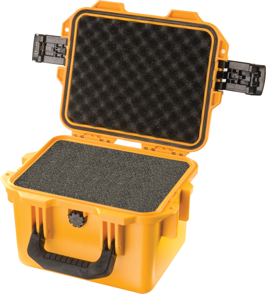 pelican im2075 yellow foam camera case