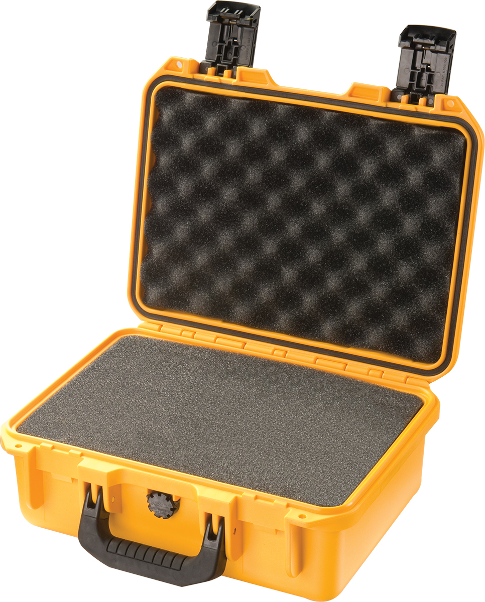 shop pelican storm im2100 buy foam yellow outdoor case