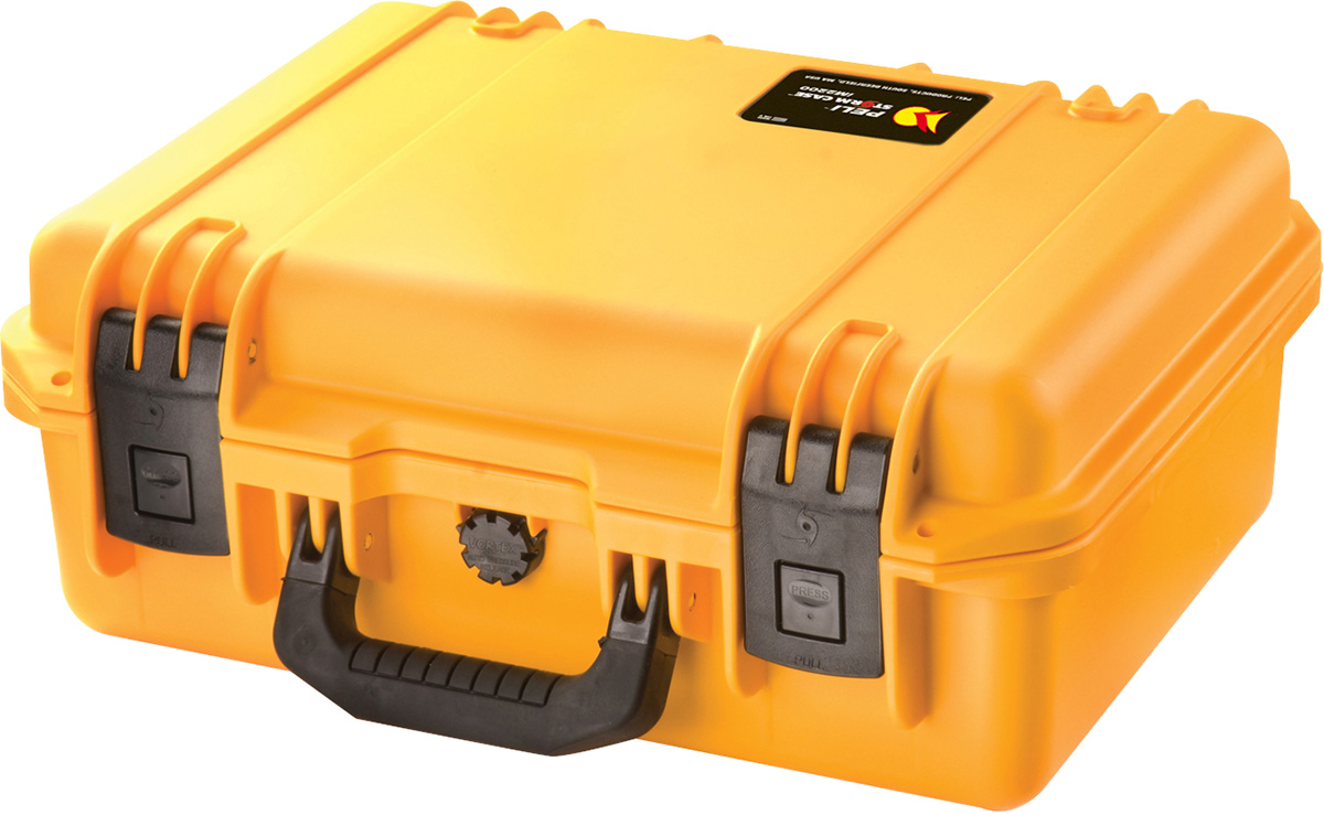 pelican im2200 yellow storm usa made case