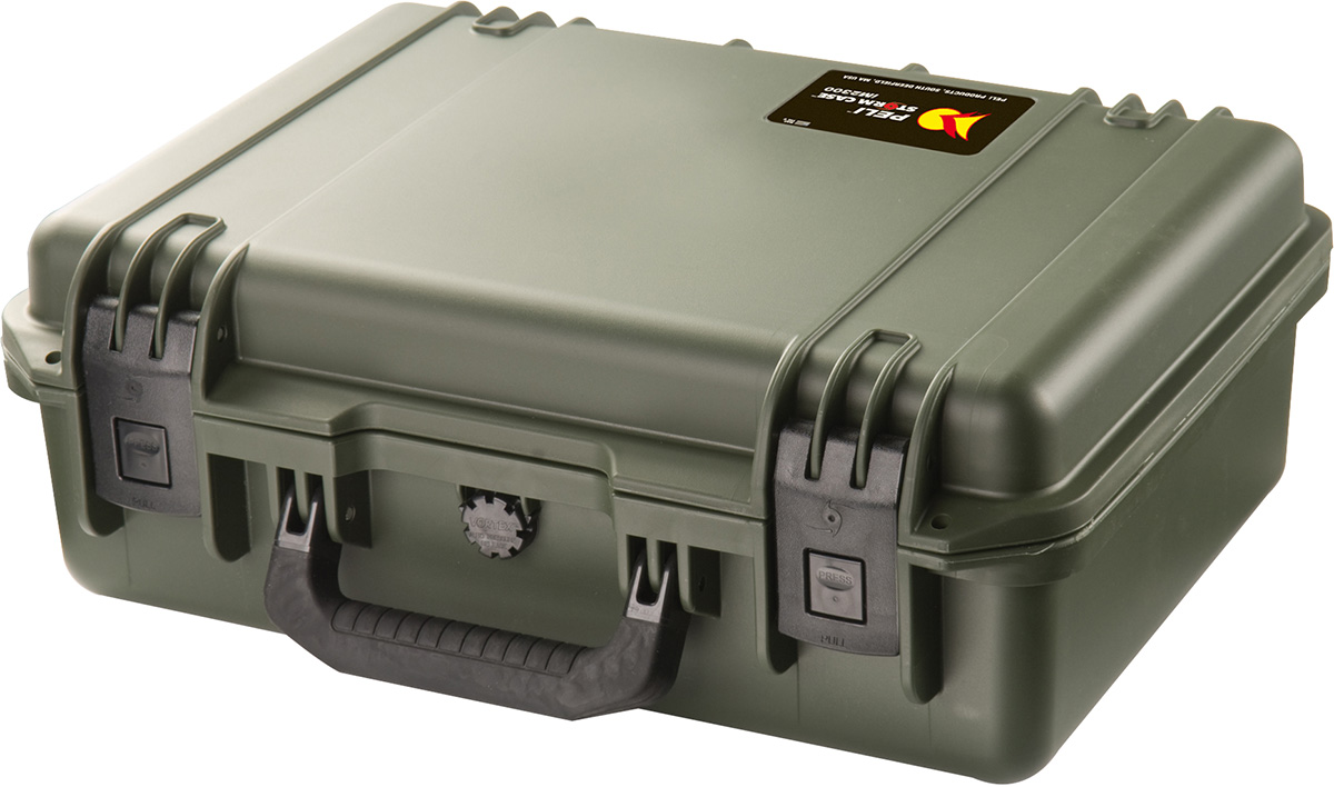 pelican im2300 usa made storm green case