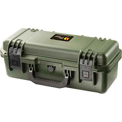 pelican im2306 storm green wine bottle hard case