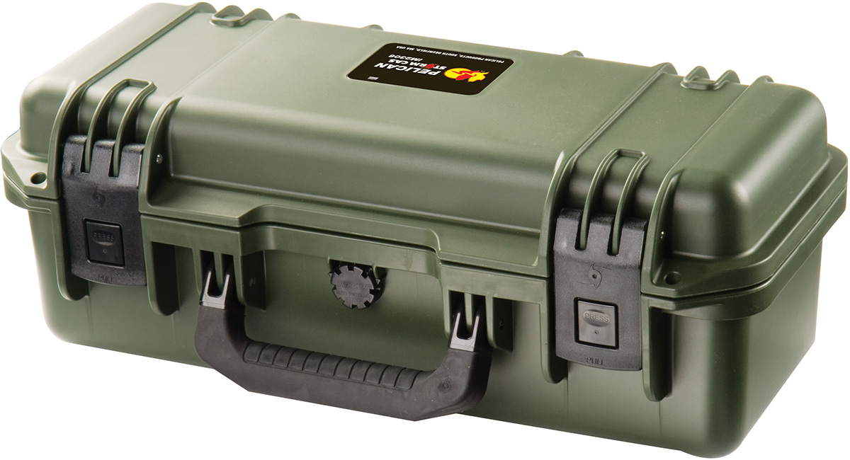 pelican peli products iM2306 storm rifle scope hard protection case