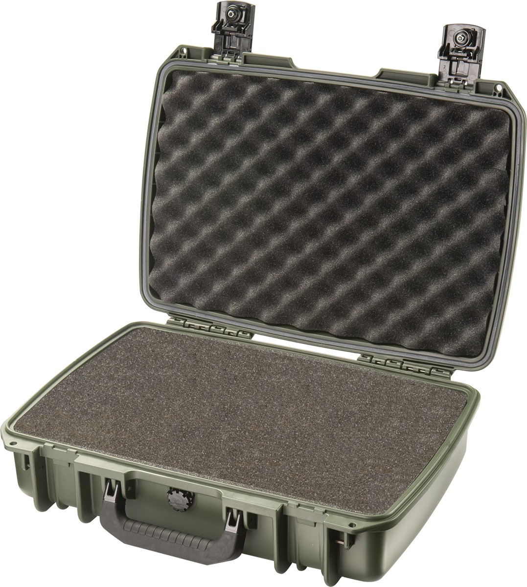 pelican im2370 green foam waterproof case