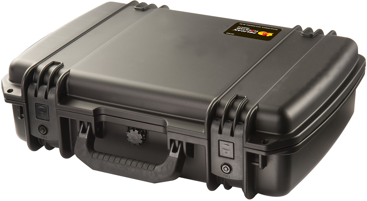 pelican im2370 laptop hard shell waterproof case hardigg hardcase