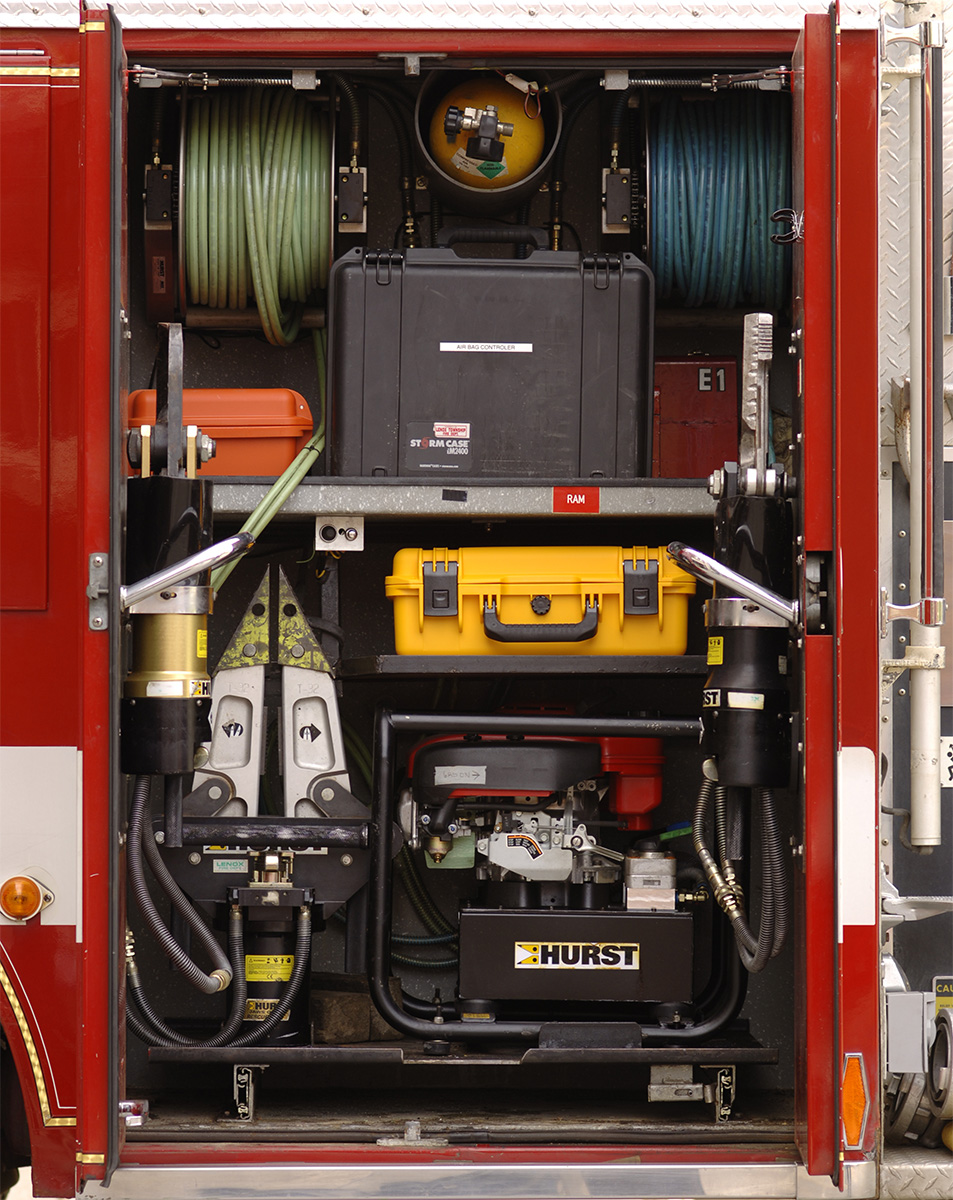 pelican peli products iM2400 fire truck firefighter hard gear case hardigg hardcase