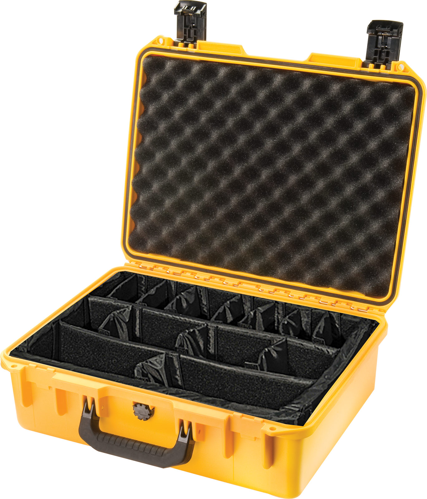 pelican im2400 yellow padded divider case