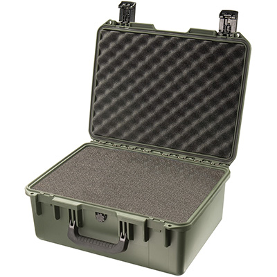pelican im2450 storm waterproof hard gun camera case