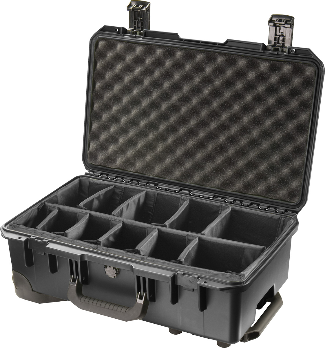 pelican im2500 padded carry on camera case rolling
