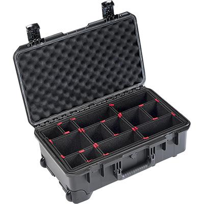 Peli iM2500 Case with TrekPak Divider System