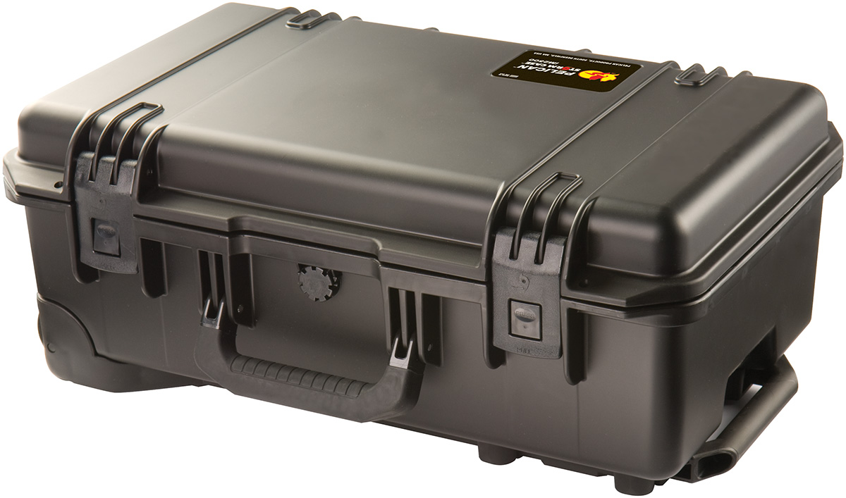 pelican transport crush dust proof case