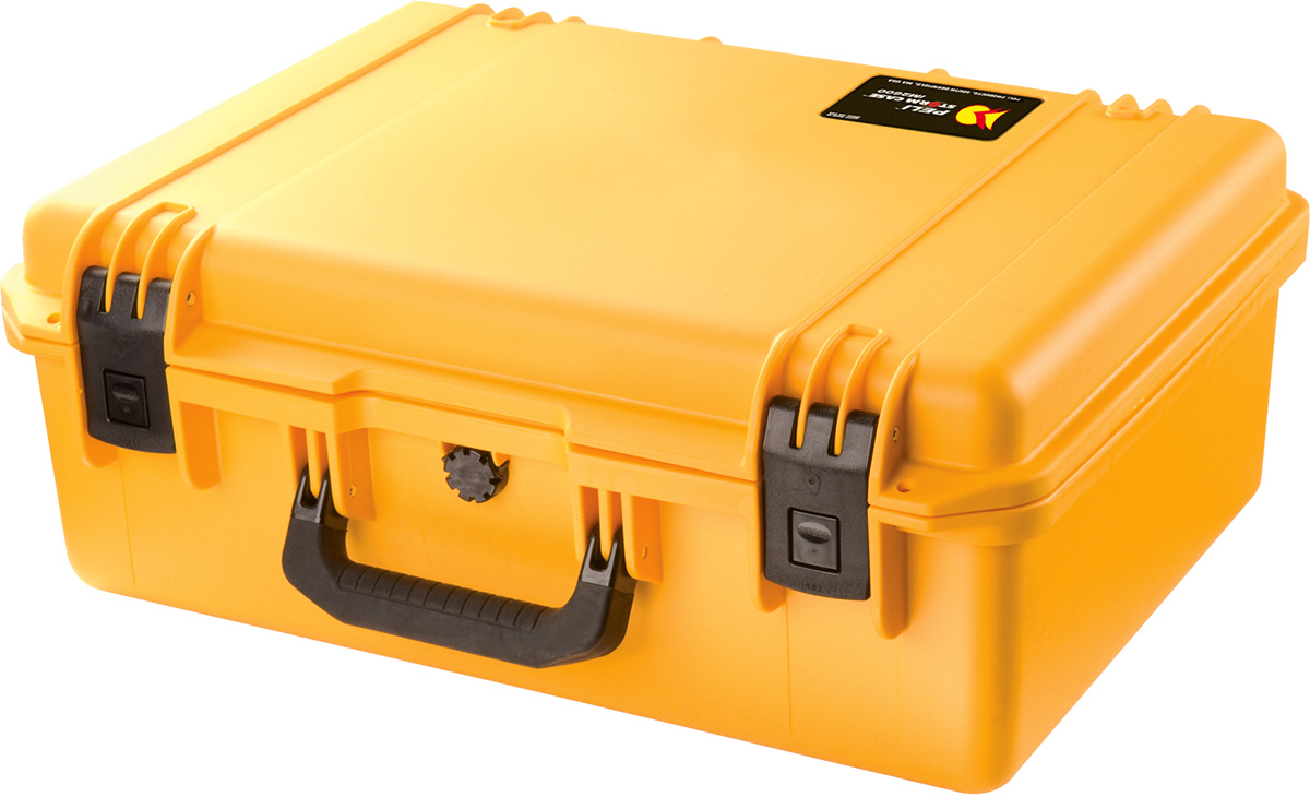 pelican im2600 hardigg storm yellow hard case