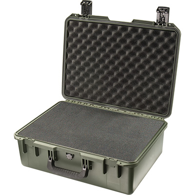 pelican im2600 watertight foam case