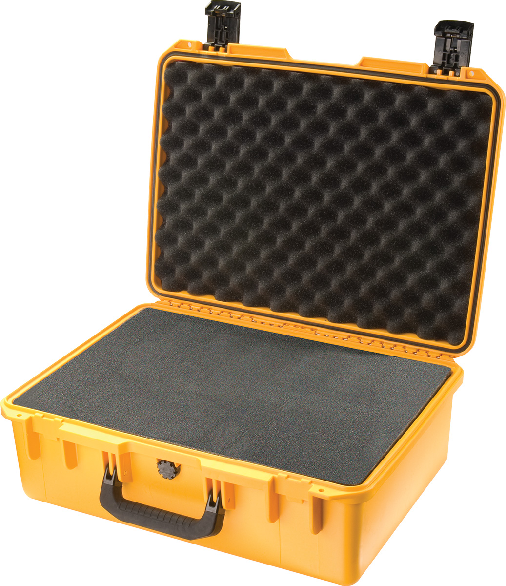 pelican im2600 yellow storm electronics case