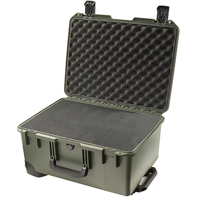 pelican storm rolling wheeled travel case