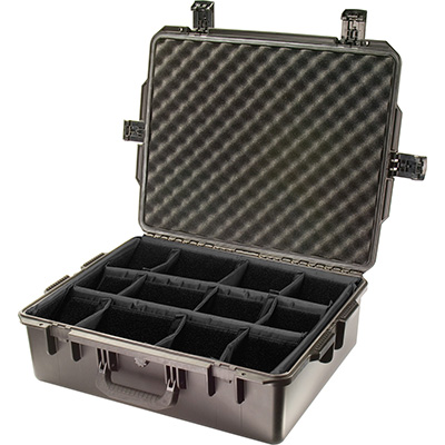 pelican im2700 padded camera travel hard case