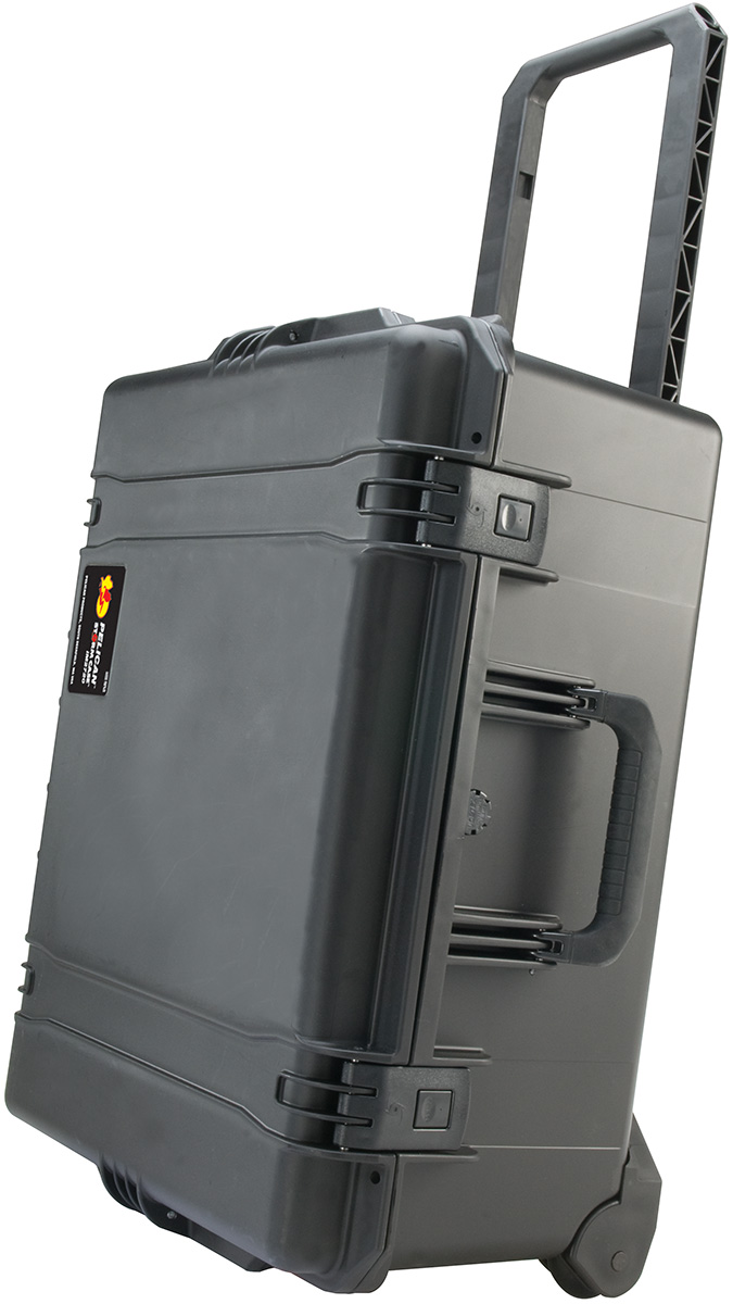 pelican toughest rolling travel hard case