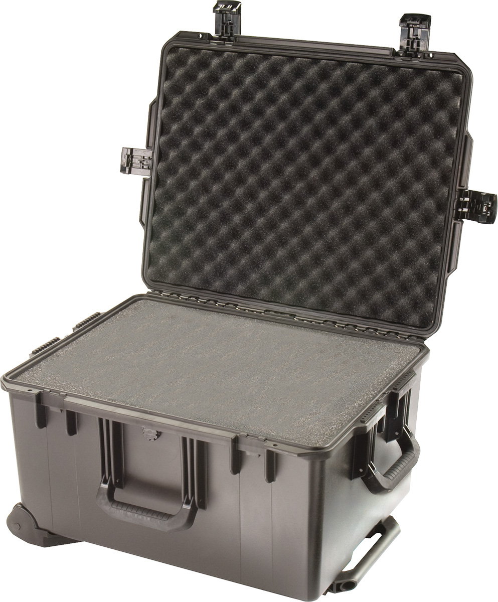 pelican im2750 black foam airtight case