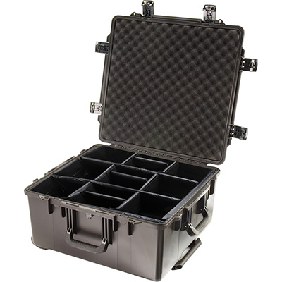 pelican im2875 padded divider video camera case