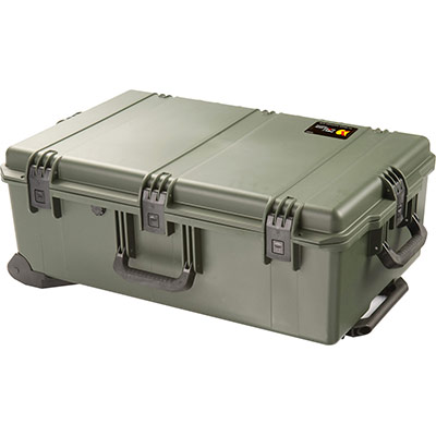 peli im2950 green storm travel case