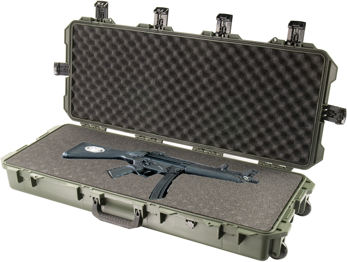 pelican peli products iM3100 storm long rifle ar15 hard case