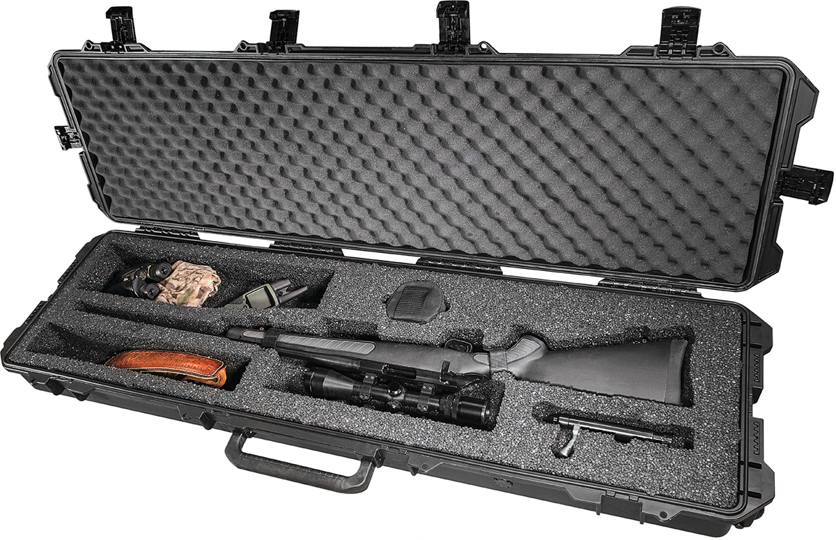 pelican peli products iM3300RFL custom rifle hunting protective case