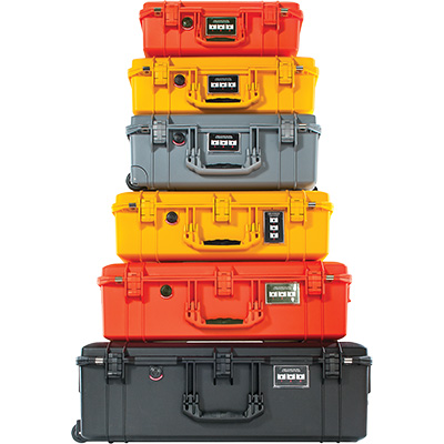 pelican air cases colors lightweight case