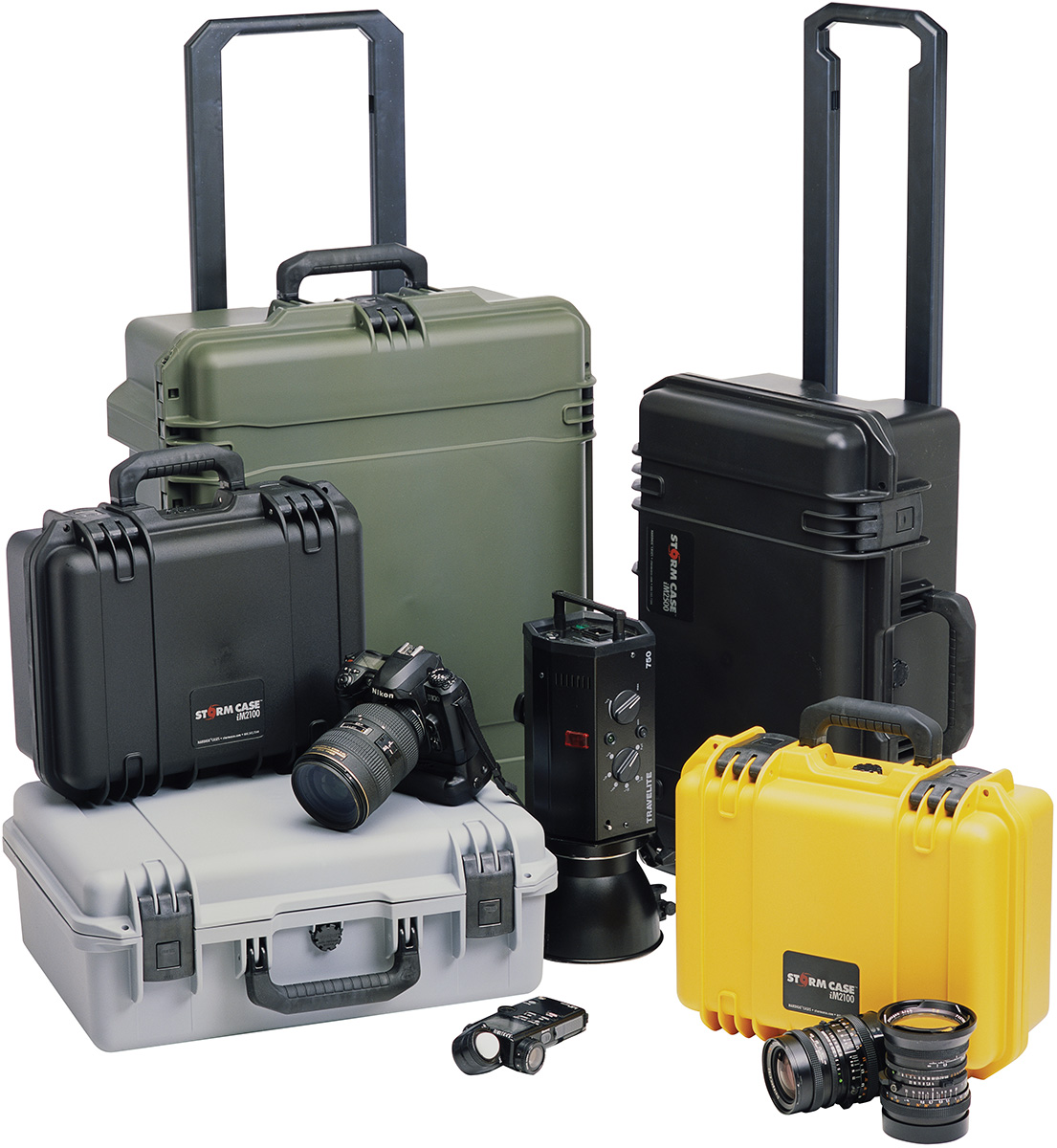 pelican storm photographer camera cases