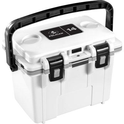pelican 14qt personal cooler lunchbox