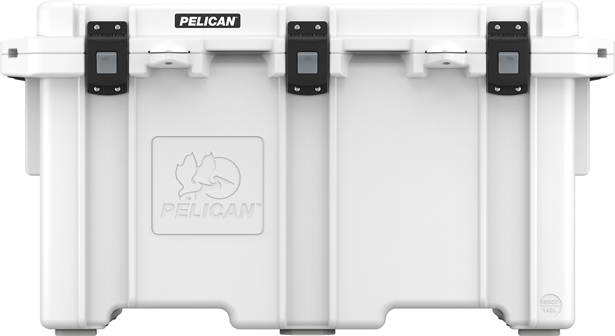 pelican 150qt marine fishing coolers