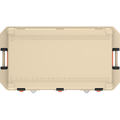 buy pelican 150qt shop tan hunting coolers