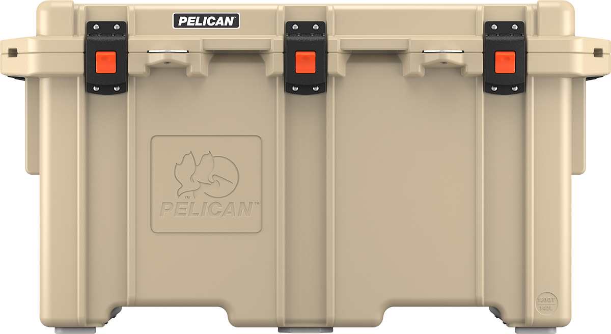 pelican camping cooler 150qt camp coolers