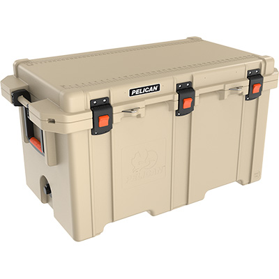 shop pelican 150qt buy large hunting coolers