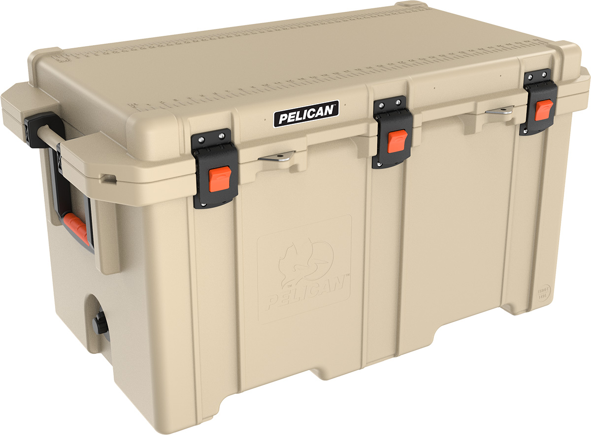 pelican coolers large hunting cooler 150qt