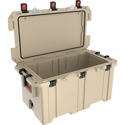 pelican outdoor coolers 150 quart cooler