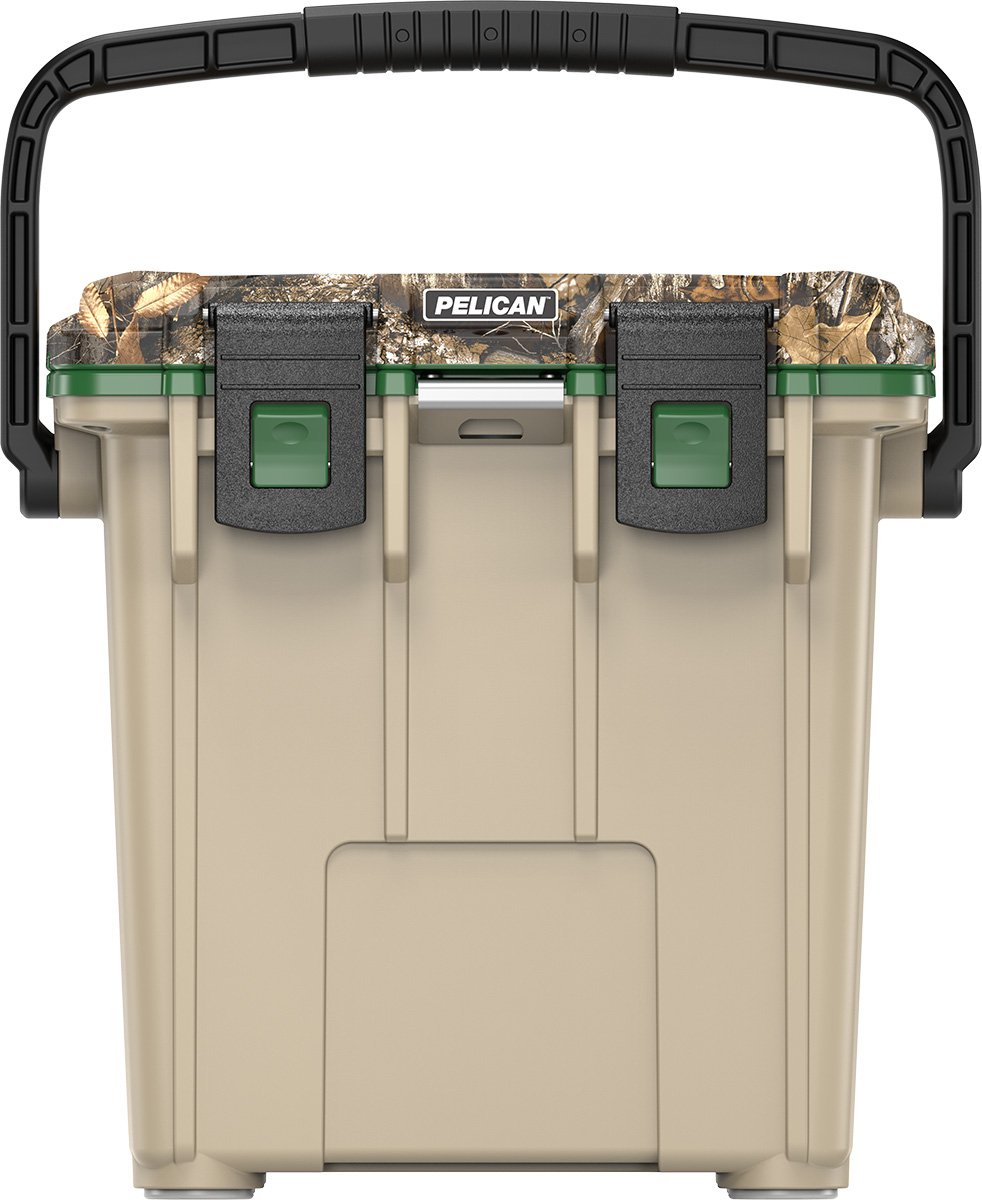 buy pelican 20qt shop realtree cooler camo coolers