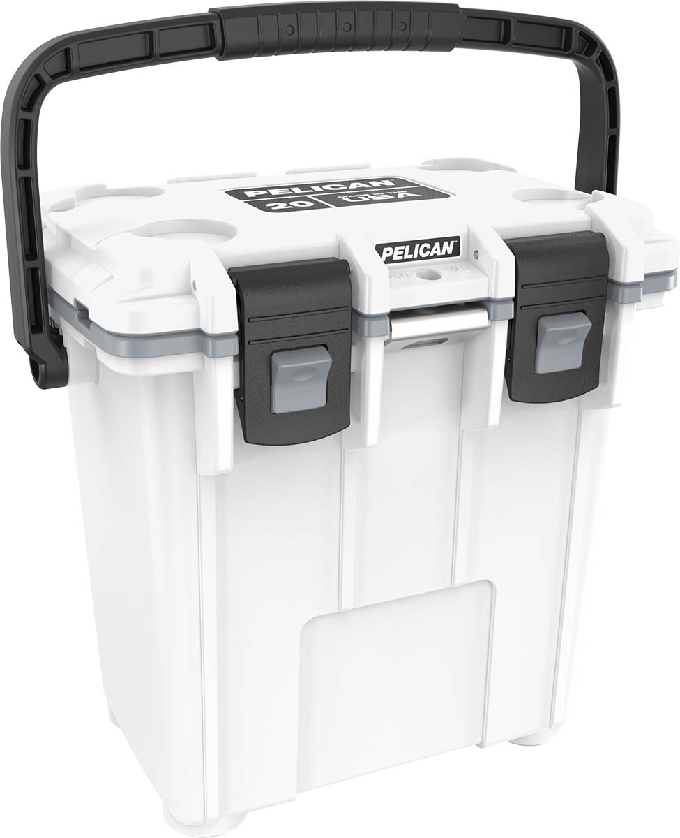 buy pelican 20qt shop small fishing cooler elite coolers