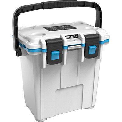 pelican 20qt cocktail tough camping cooler
