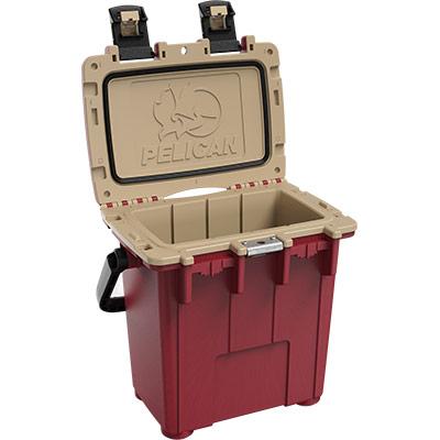 pelican 20qt outdoor coolers overland cooler
