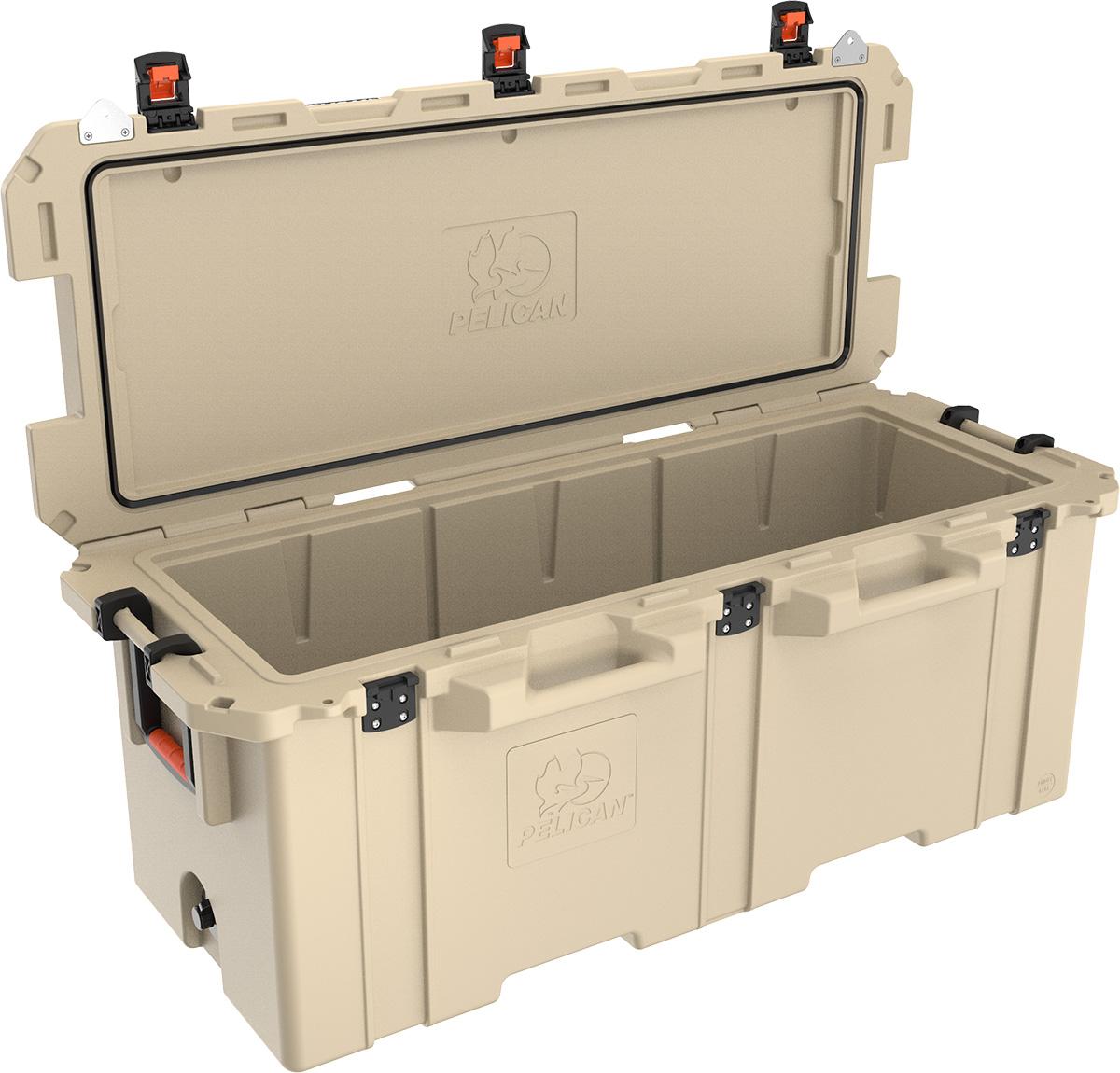 pelican 250qt camping coolers 250 quart cooler