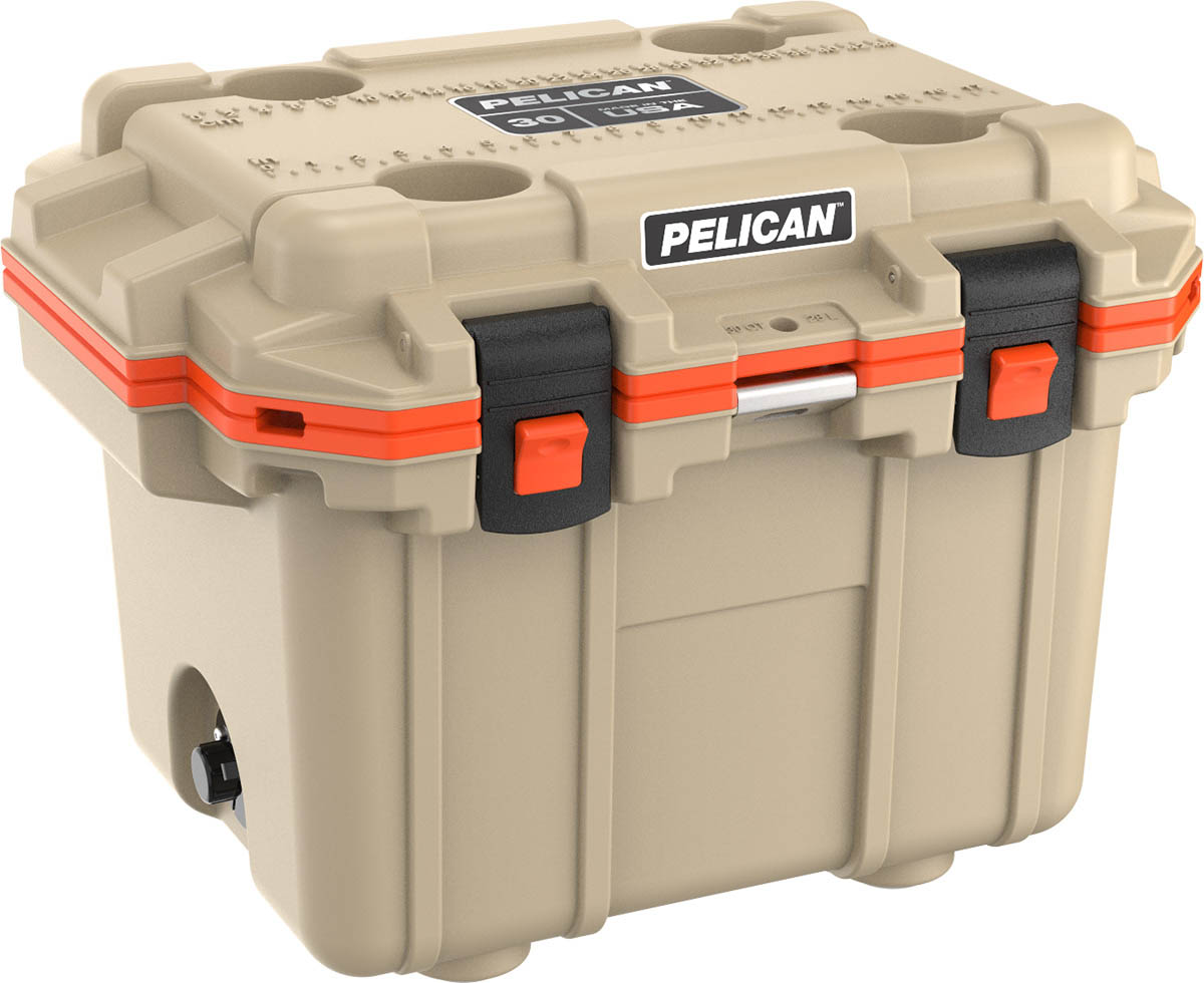 buy pelican 30qt shop 30 quart camping coolers