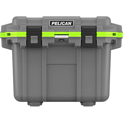 buy pelican 30qt shop fishing coolers green