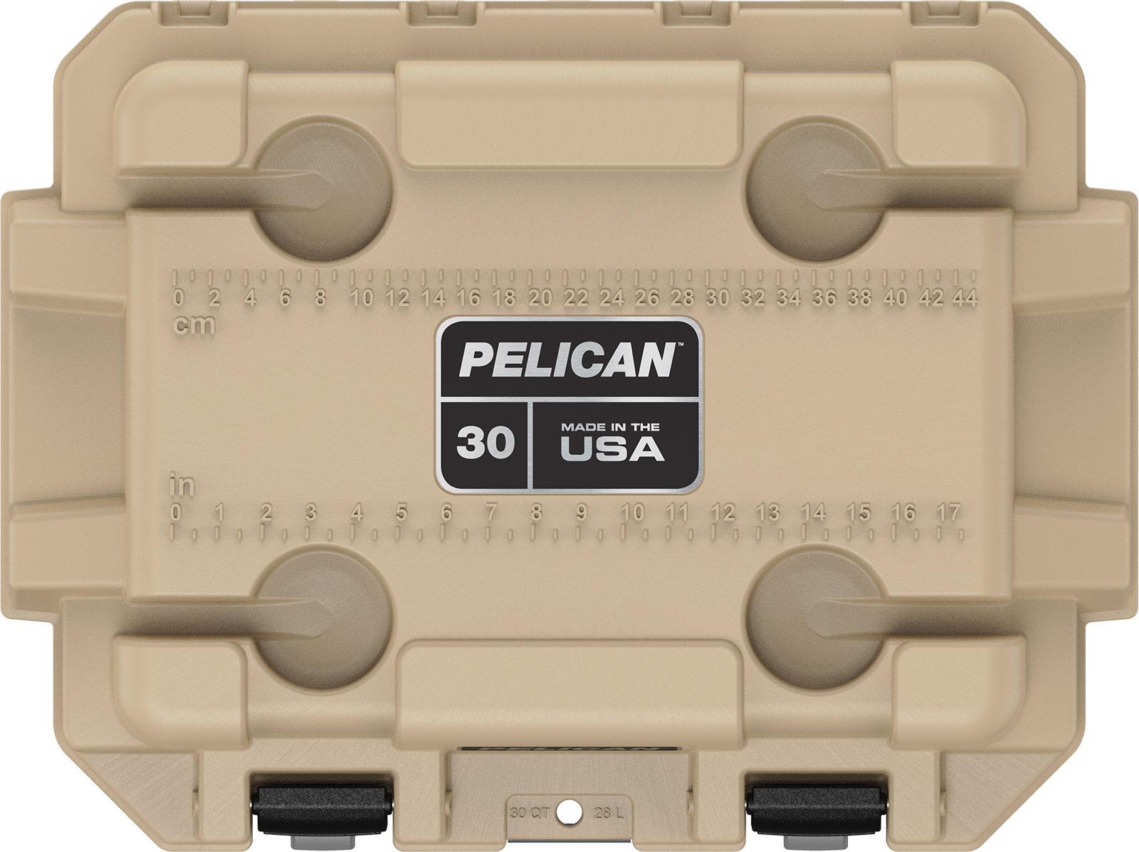 pelican 30qt outdoor coolers overland cooler