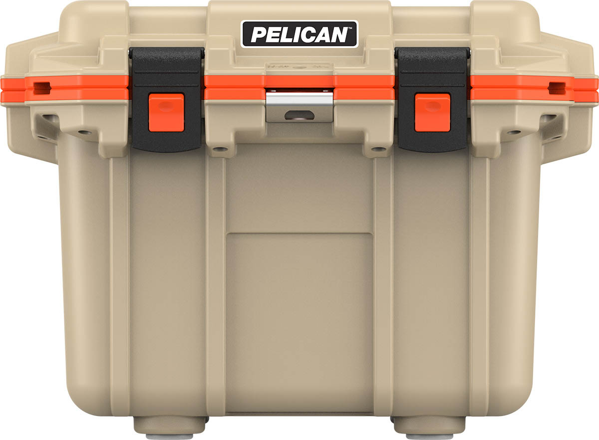 shopping pelican 30qt outdoor camping coolers tan